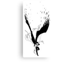 Angel Slayer Canvas Print