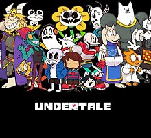 Undertale by joearthurs