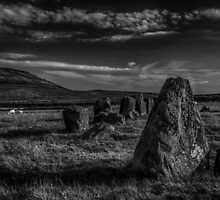Swinside Stone Circle by Alan E Taylor