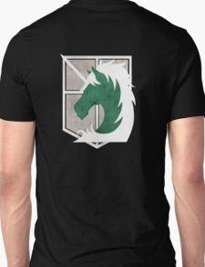 Attack On Titan: Military Police Logo Unisex T-Shirt