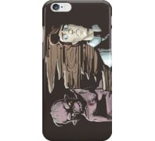 The Lurking Fear: Terror in Umber iPhone Case/Skin