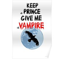 Give Me A Vampire! Poster