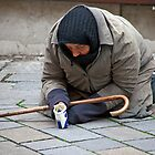 Budapest Mendicant by phil decocco