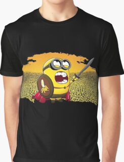 300 Minions Graphic T-Shirt