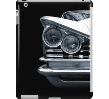 Cooler (blue) iPad Case/Skin