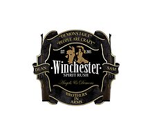 Winchester Supernatural iphone by viperbarratt