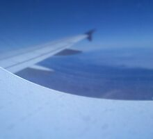 "Eight Miles High( aka ""Flying To Beantown"") by RobynLee"