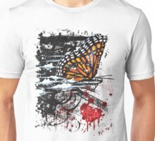 Bullet with Butterfly Wings Unisex T-Shirt