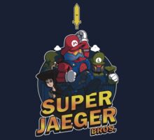 Super Jaeger Bros Kids Clothes