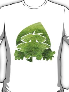 Pokemon Gen 1 - Grass Starters T-Shirt
