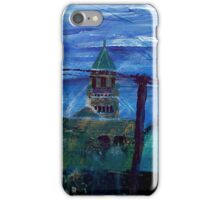 St. Mary's Old Tower iPhone Case/Skin