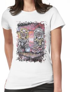 The Protectors Womens Fitted T-Shirt