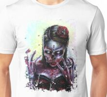 Day of the Dead Girl Zombie T-Shirt