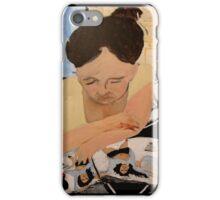 Identity Issue iPhone Case/Skin