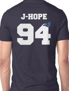 BTS- J-Hope 94 Line Butterfly Jersey T-Shirt