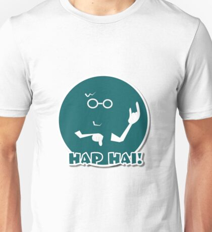 FACES | HAP HAI! - DESI EMOTIONS  Unisex T-Shirt