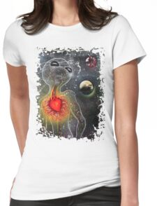 Evolve Womens Fitted T-Shirt
