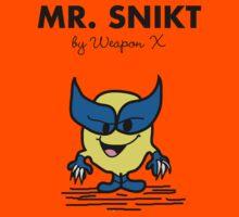Mr Snikt Kids Tee