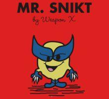 Mr Snikt Baby Tee