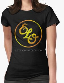 Electric Light Orchestra Womens Fitted T-Shirt