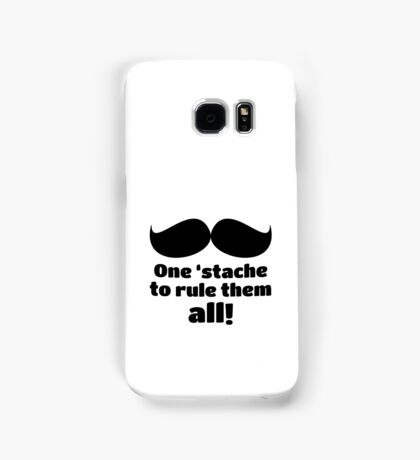 One to rule them all 1 Samsung Galaxy Case/Skin