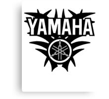 Yamaha Logo Canvas Print