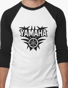 Yamaha Logo Men's Baseball ¾ T-Shirt