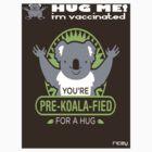 Hug me Shirt by Graham Rice