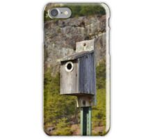 A Home in the Hills iPhone Case/Skin