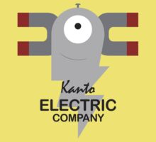 Kanto Electric Company Kids Tee