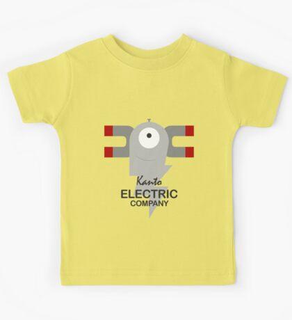 Kanto Electric Company Kids Tee