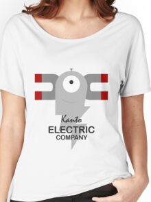 Kanto Electric Company Women's Relaxed Fit T-Shirt