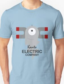 Kanto Electric Company Unisex T-Shirt