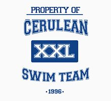 Cerulean Swim Team Unisex T-Shirt