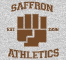 Saffron Athletics by Brandon Scribner