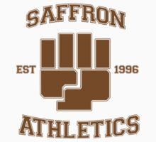 Saffron Athletics Kids Clothes