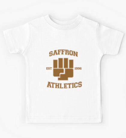 Saffron Athletics Kids Tee