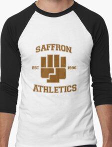 Saffron Athletics Men's Baseball ¾ T-Shirt
