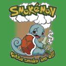 SMOK-E-MON squirt by scott sirag