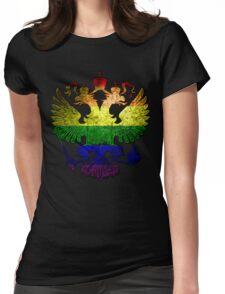 PRIDE  прайд Womens Fitted T-Shirt