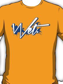 Wet. Splash Bros. Edition T-Shirt