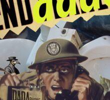 Send Dada Sticker