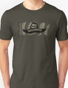 Movember Army T-Shirt