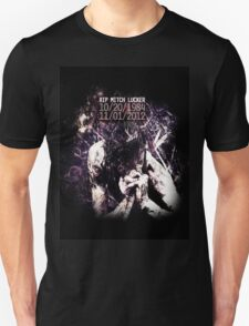 RIP Mitch Lucker - 1 Year Anniversary T-Shirt Unisex T-Shirt