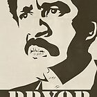 Richard Pryor Vintage Poster by FinlayMcNevin