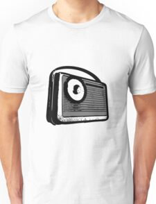 TRANSISTOR RADIO PORTABLE  Unisex T-Shirt