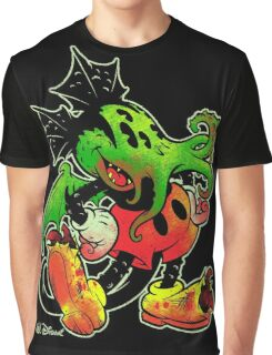 MICKHULHU MOUSE (color) Graphic T-Shirt