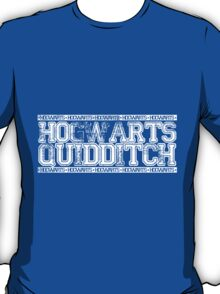 Hogwarts Quidditch T-Shirt T-Shirt