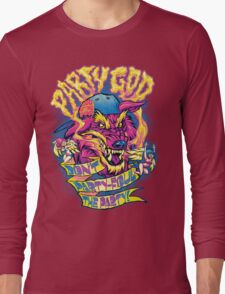 PARTY GOD Long Sleeve T-Shirt