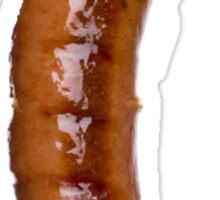 Silly Sausage Sticker